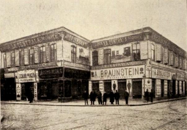 """Restaurantul """"La Centrală"""""""