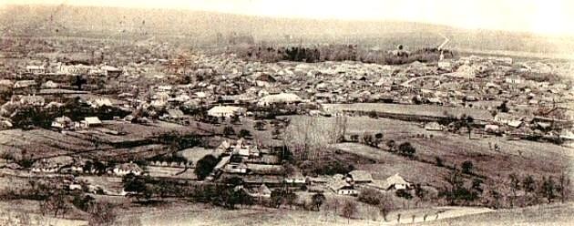Sadagura, panoramă