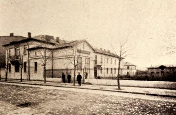 Sanatoriul Dr. Gerota, de pe Bulevardul Ferdinand