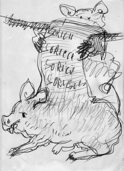 Caricatură de Konstantyn Ungureanu-BOX