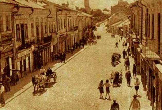 Suceava, strada Regele Ferdinand