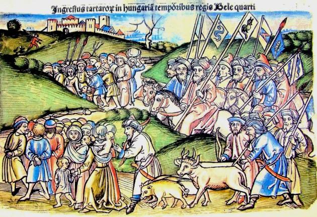 Invazia tătarilor din 1241