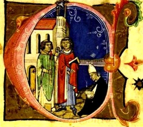 Soli maghiari, la Papă