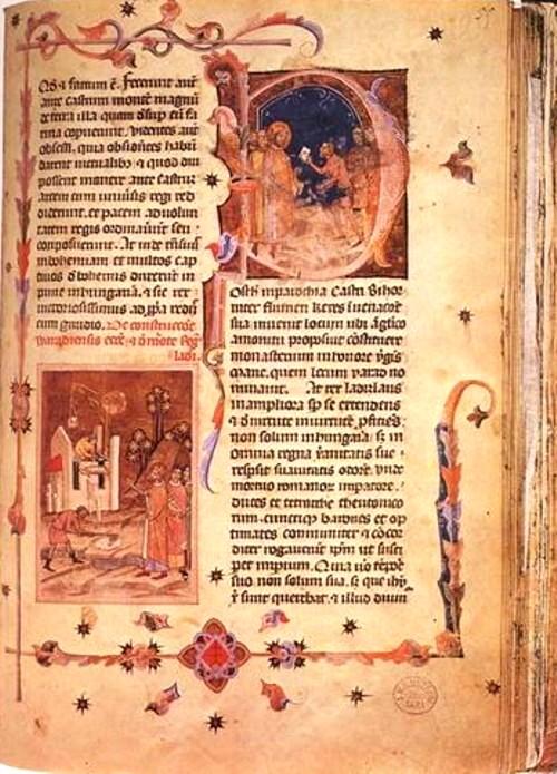 Solii lui Basarab, la Carol Robert de Anjou