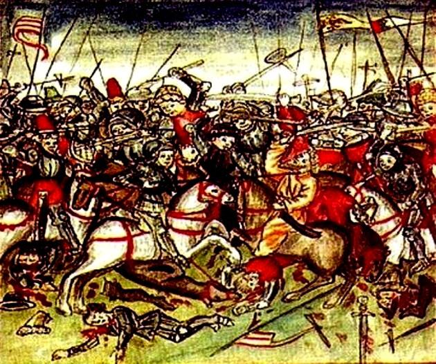 Maghiari, în luptă