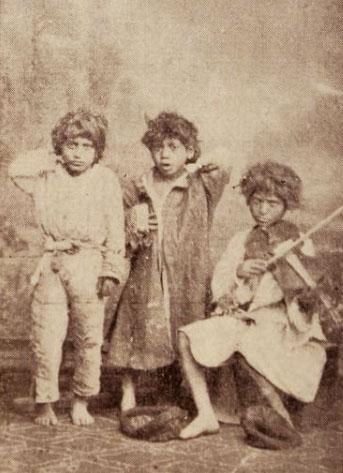 Ţigănaşii - Szathmary