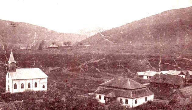 Biserica din Cârlibaba