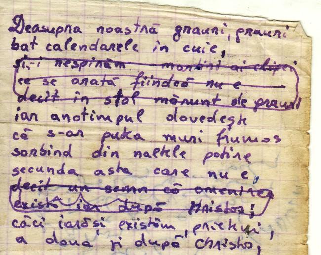 1 poem 14 martie 1990