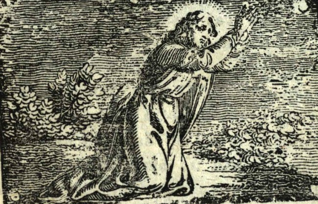 Ruga lui Iisus Hristos în pădurea olivilor