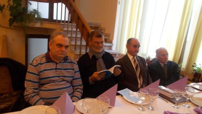Autorii Traian Duminică, Mihai Pânzaru-PIM, Gavril IRIMESCU ŞI Gheorghe Giurcă