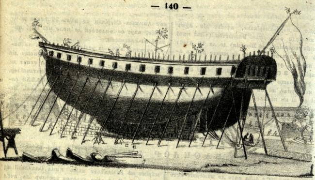 Durarea vaselor de navigaţie