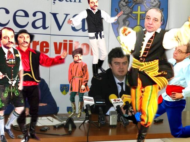Dănuţ Bugheaua: De români nu avem nevoie, căci vă avem pe dumneavoastră, Domnule Preşedinte!