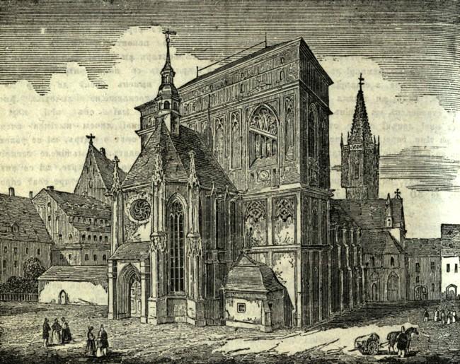 Catedrala de la Maisen (?)