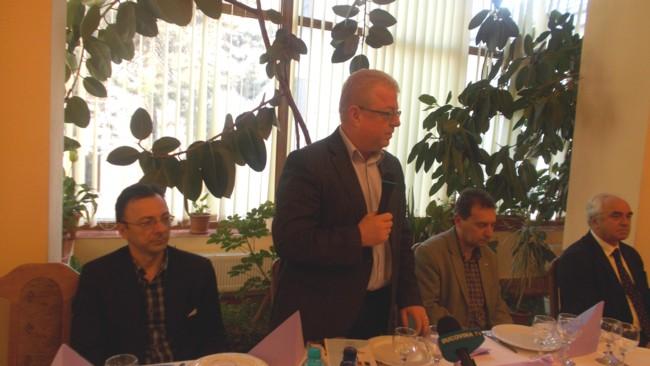 Alexandru Rădulescu şi impecabilul său discurs