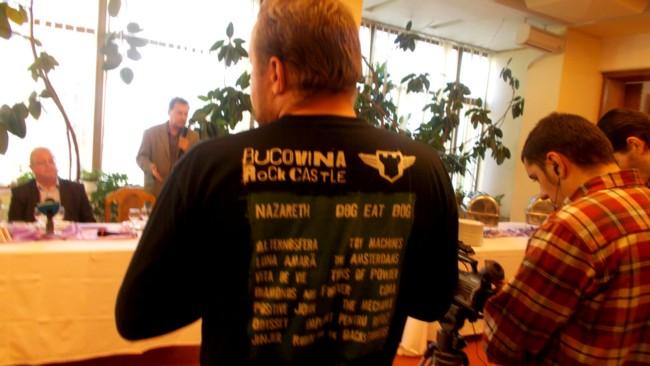 "Tricoul ""Bucovina Rock Castle 2014"""