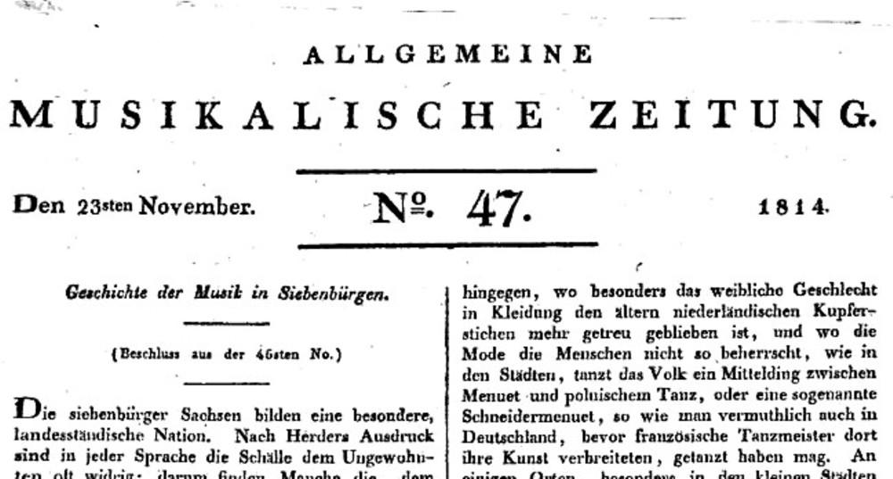 1814 revista coperta
