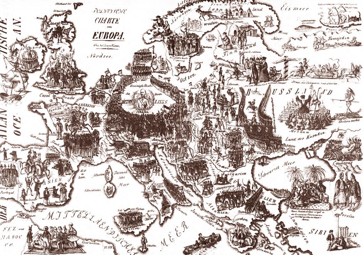 Europa anului 1848