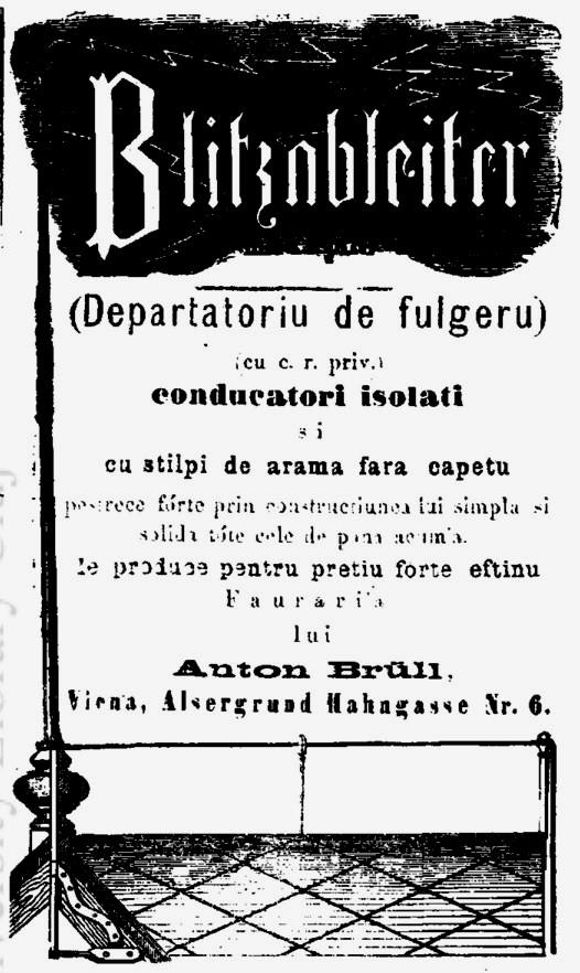 Publicitatea anului 1866