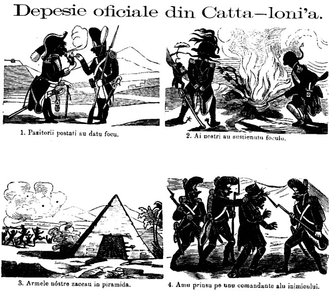 1869 GURA SATULUI lui Iosif Vulcan 1