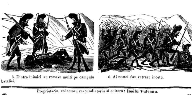 Depeşă oficială din Catalonia - GURA SATULUI, 1869
