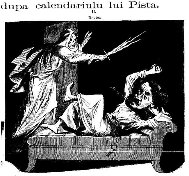 Noaptea de după Ziua Morţilor - GURA SATULUI, 1870