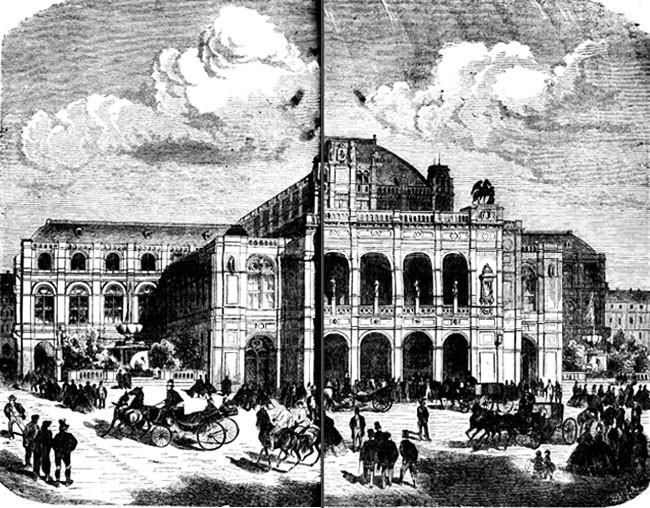 1871 Solemnitatea depunerii darurilor