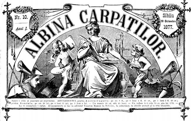 1877 Șezătorile ALBINA CARPAȚILOR 1