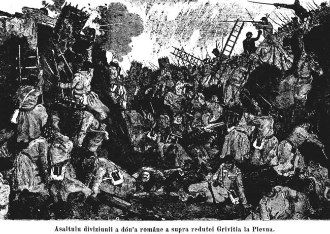 1877 Asaltul Grivitei FAMILIA dec 11