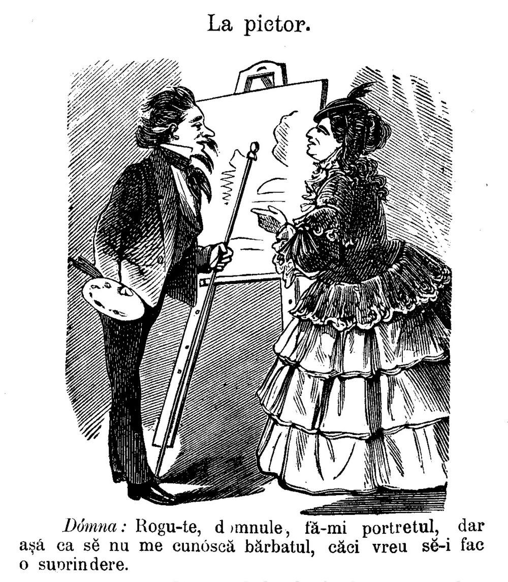 1882 La pictor
