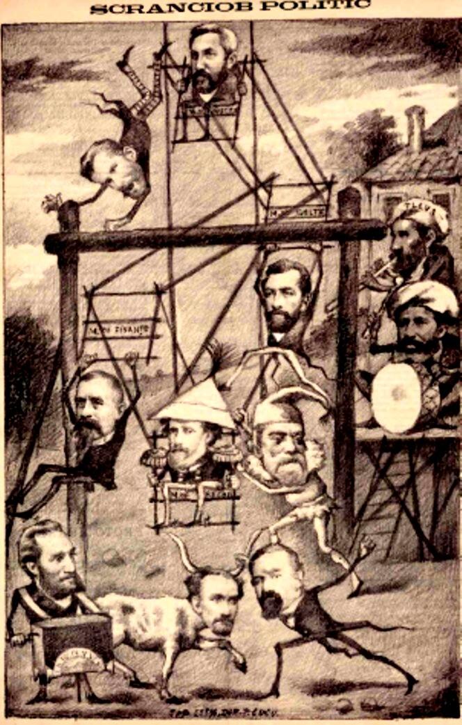 1883 Ciulinul 16 octombrie