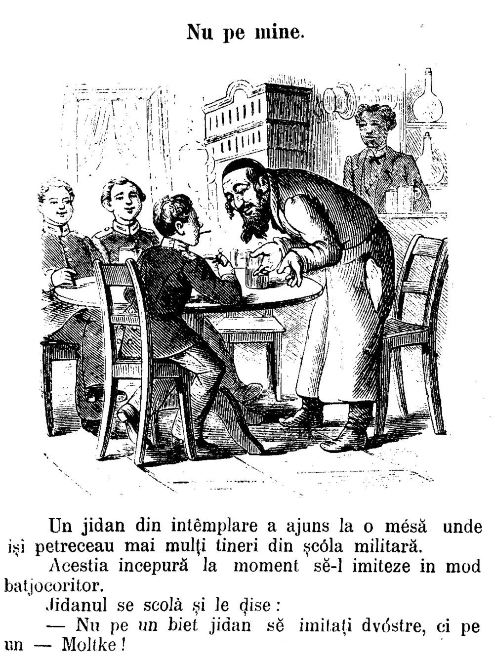1884 Nu pe mine