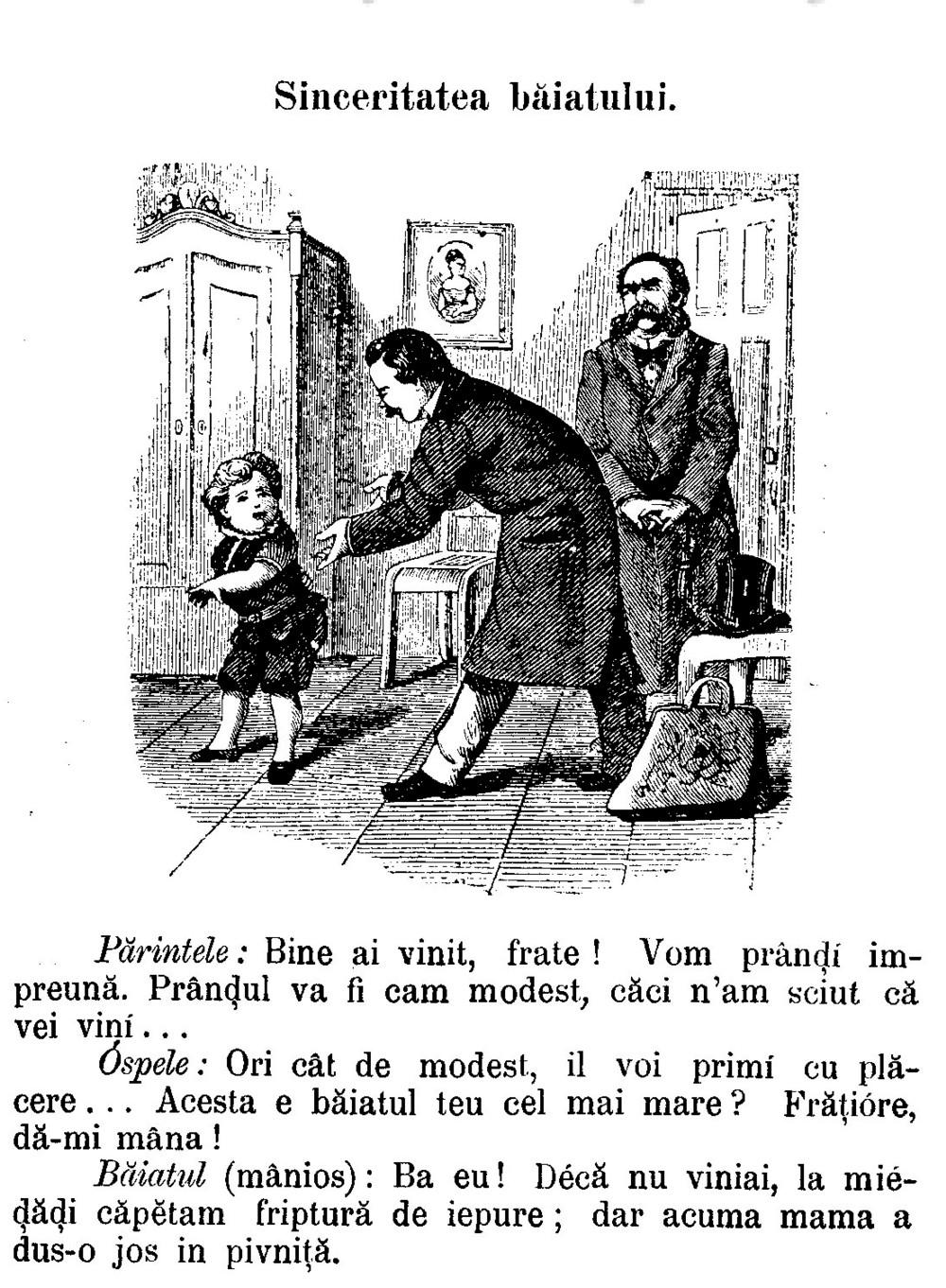 1884 Sinceritatea baiatului
