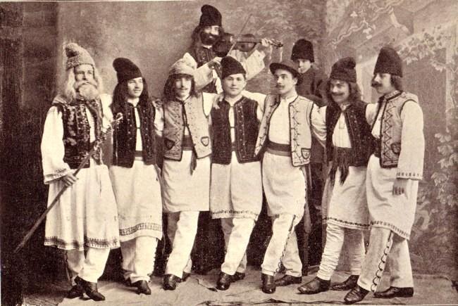 1903 Arcanul