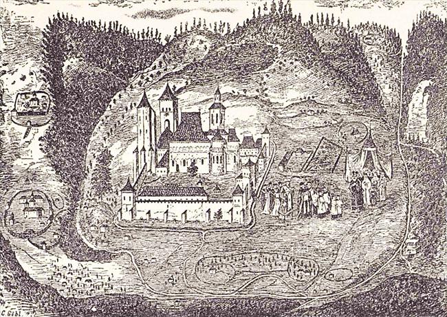 1904 ALBINA nr 7 Mănăstirea Putna