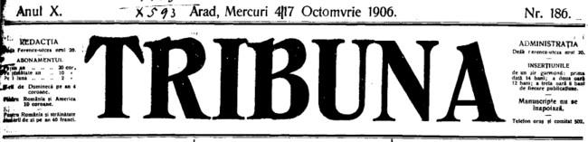 1906 Tribuna