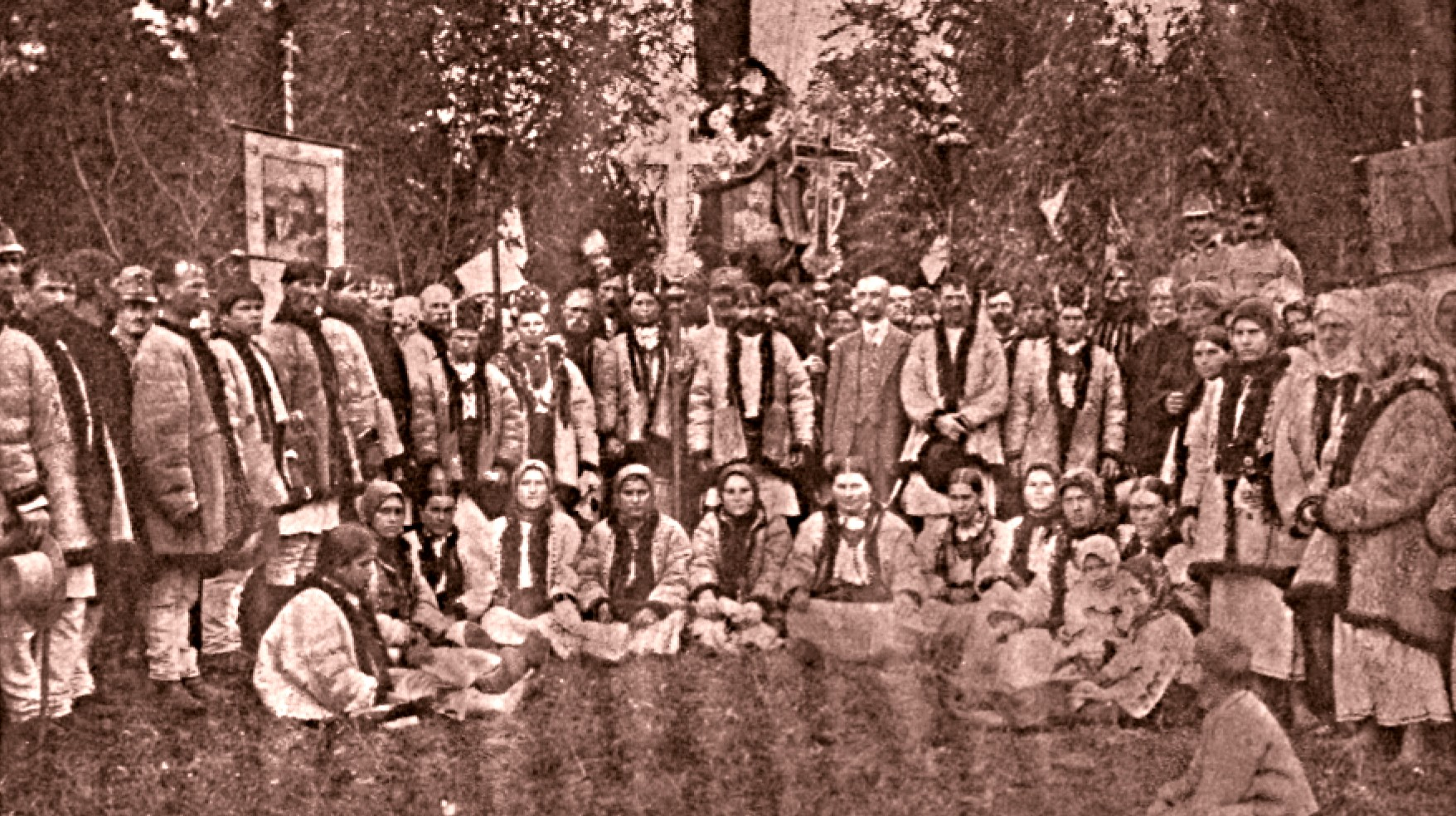 Jubileul Împăratului în Bucovina anului 1915 (15 august)