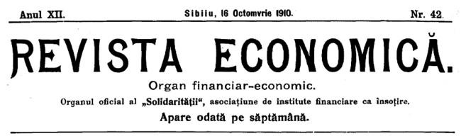 1910 Miscarea cooperativa