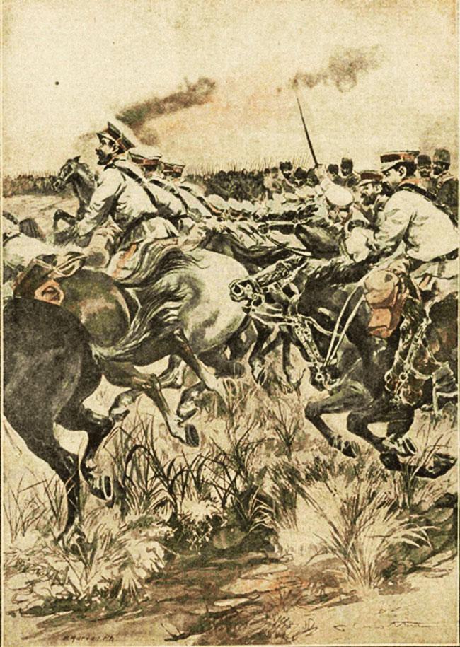 Avangarda rusă, spre Carpați - Săptămâna războiului din 23 noiembrie 1914