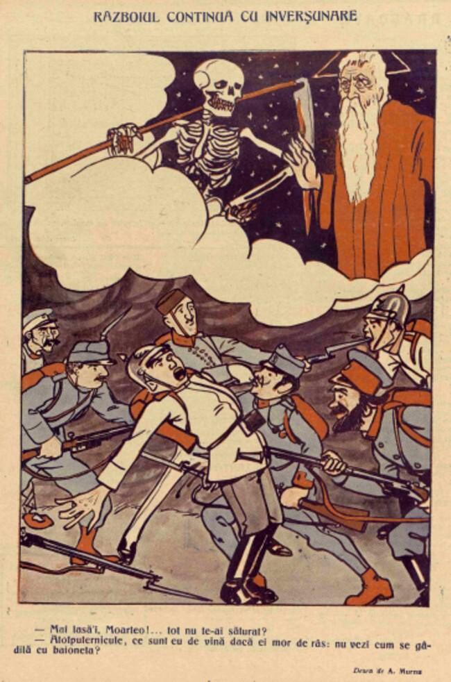 1914 august 51 FURNICA Razboiul continua cu inversunare