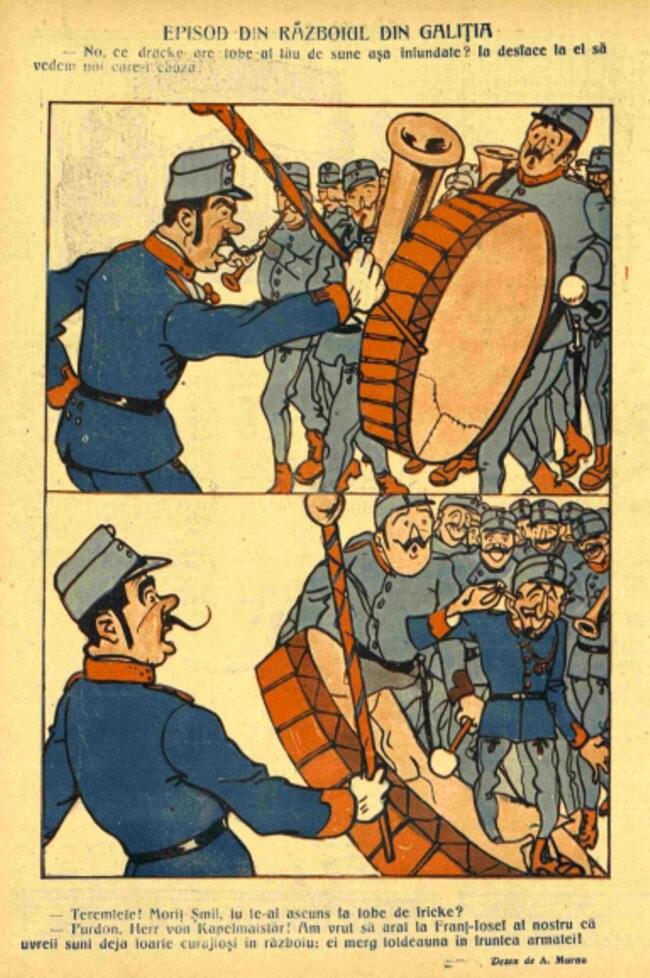 1914 decembrie 14 FURNICA Episod de razboi din Galitia