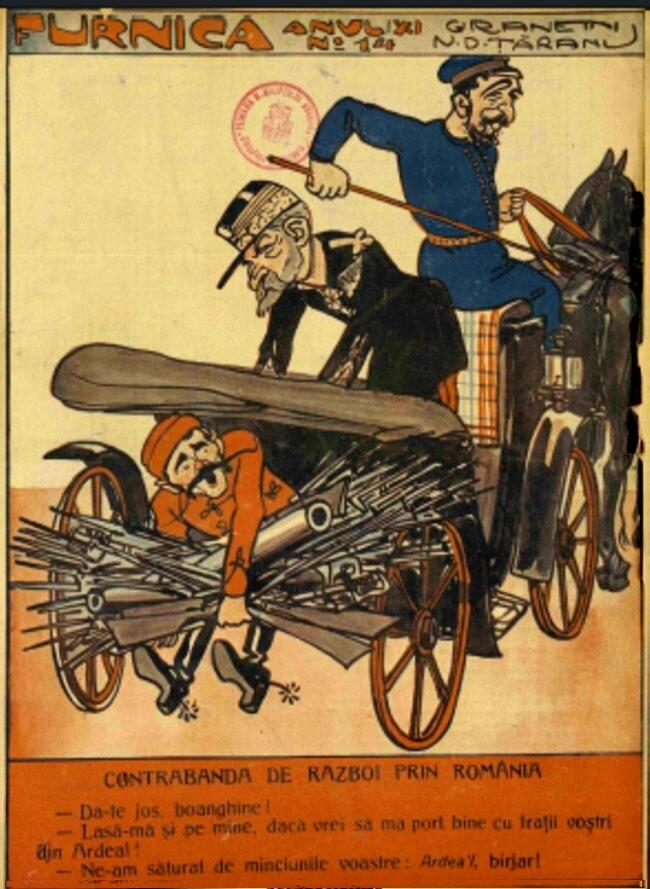 1914 decembrie 14 FURNICA coperta
