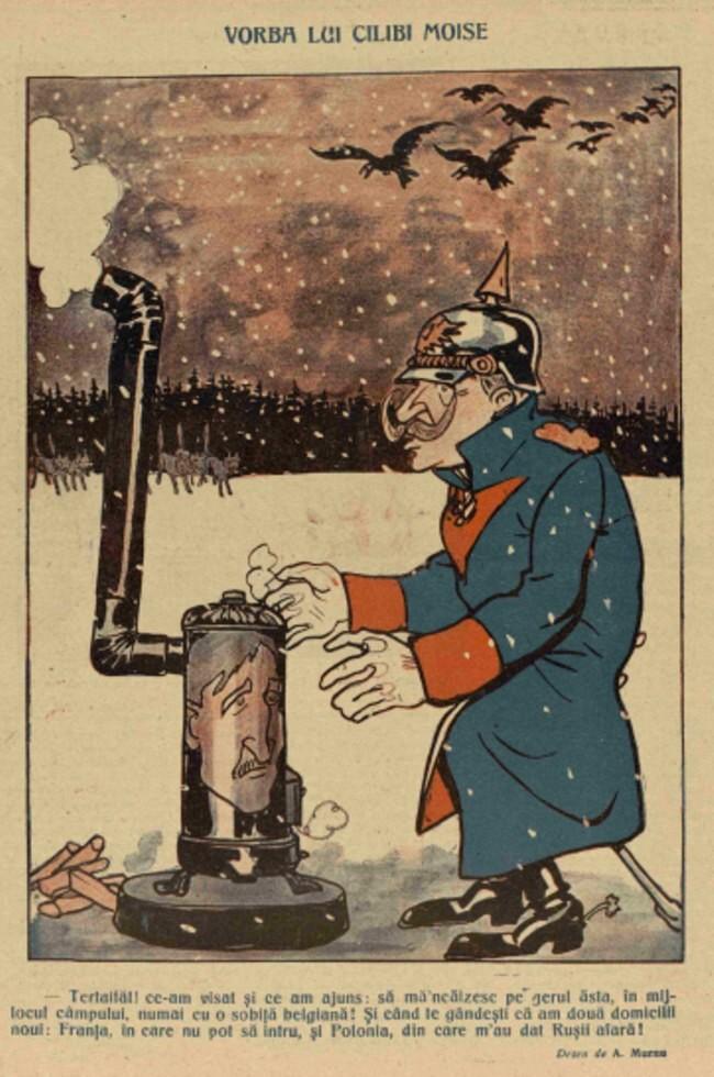1914 decembrie 15 FURNICA Vorba lui Cilibi Moise