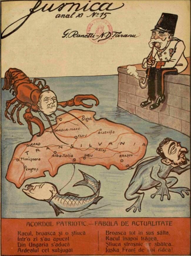 1914 decembrie 15 FURNICA coperta