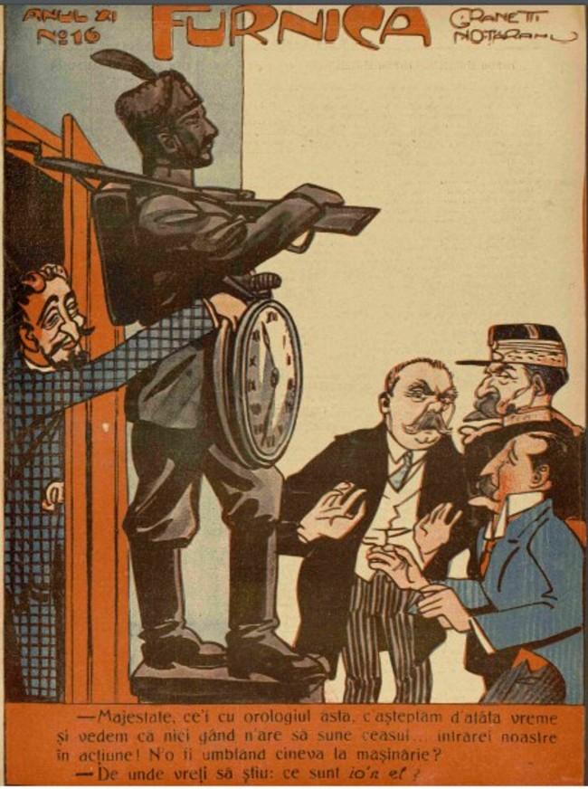 1914 decembrie 16 FURNICA coperta