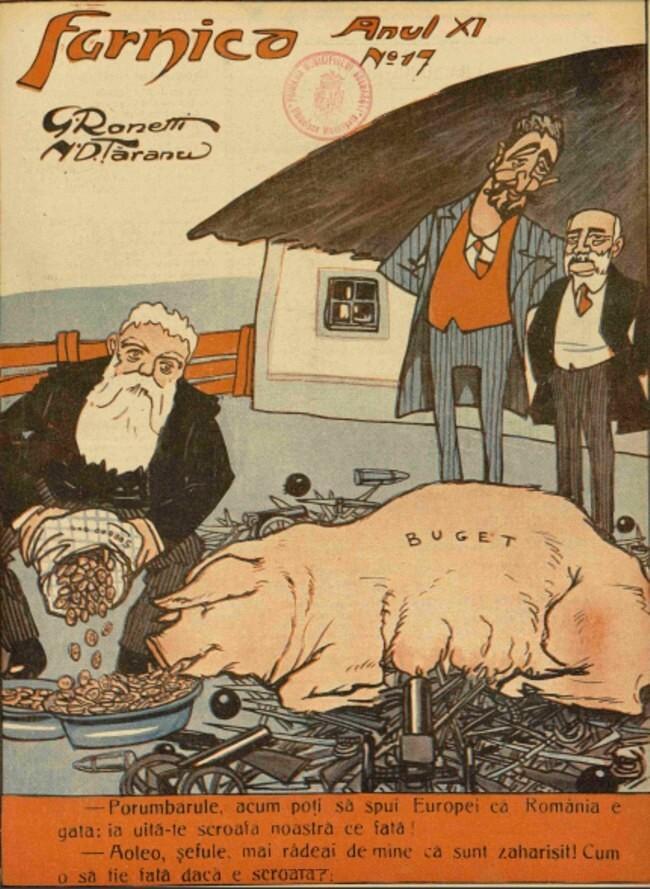1914 decembrie 17 Furnica coperta