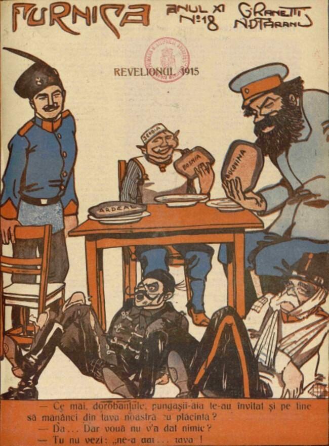 1914 decembrie 18 Furnica coperta