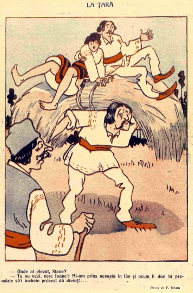 1914 iulie FURNICA La tara