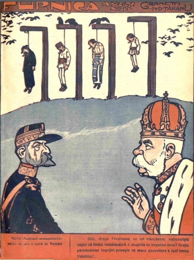 1914 noiembrie 10 Furnica coperta