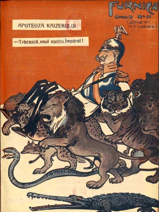 1914 noiembrie 11 FURNICA Coperta