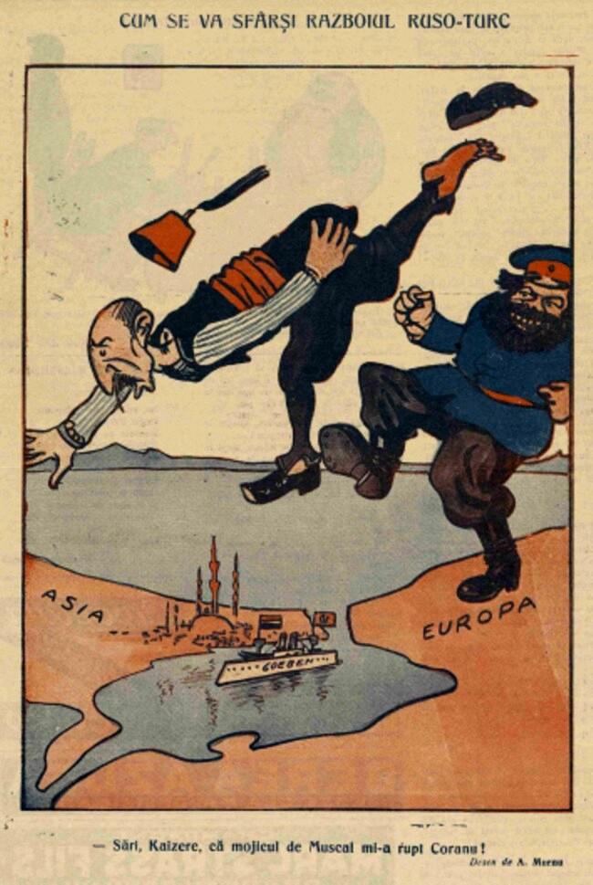 1914 noiembrie 11 FURNICA Cum se va sfarsi razboiul ruso turc